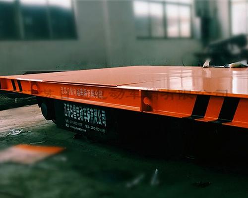 无轨电动平车蓄电池的充电时间和使用寿命