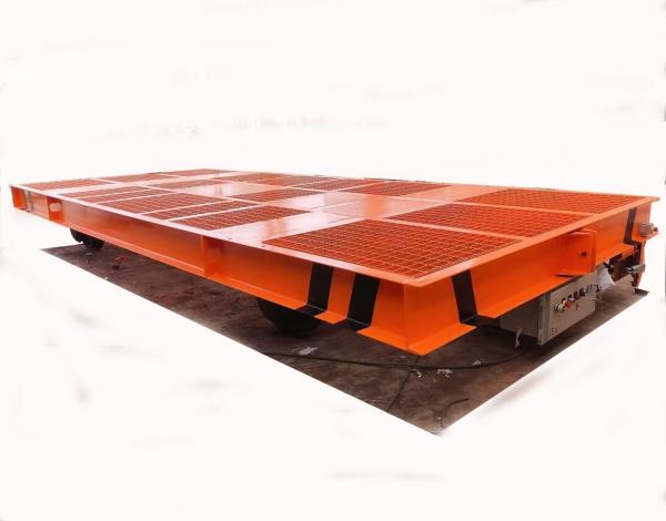 电动平板车的供电方式及常见的非标车种类