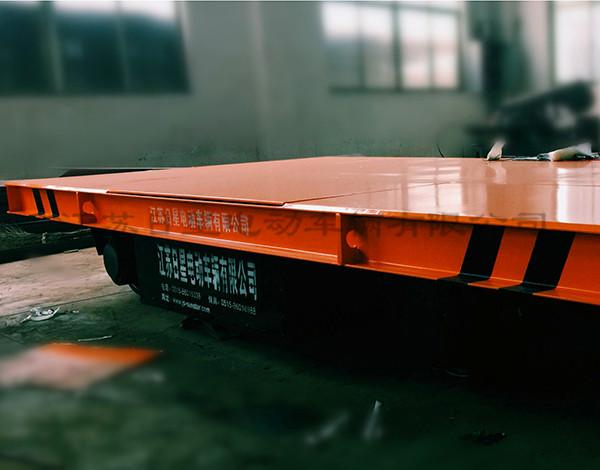 蓄电池电动平车多少钱